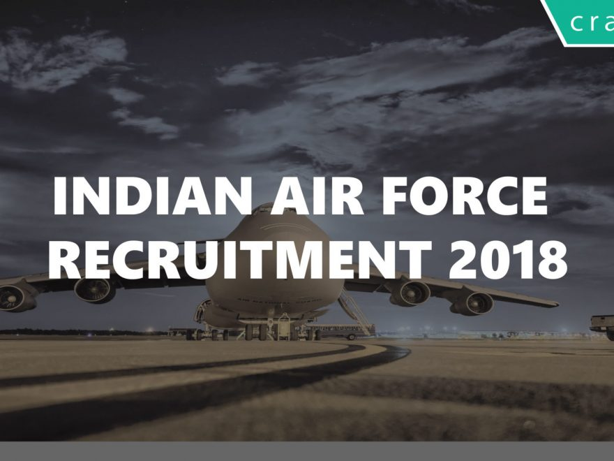 Indian Air Force Recruitment 2018 : Recruiting 07 Assistant Manager, Clerk In Indian Air Force