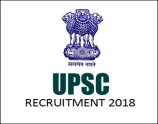 UPSC Recruitment 2018 : Recruiting 581 Engineers Civil, Electrical, Mechanical In UPSC