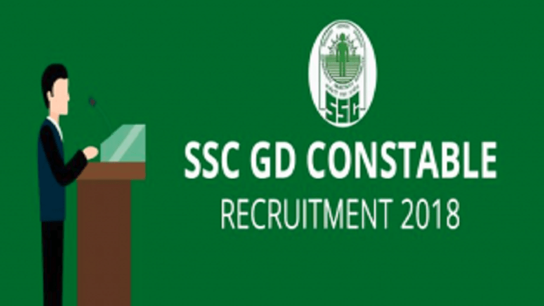 SSC Recruitment 2018 : Recruiting 54956 Constables, Refilemen Qualification 10th Pass