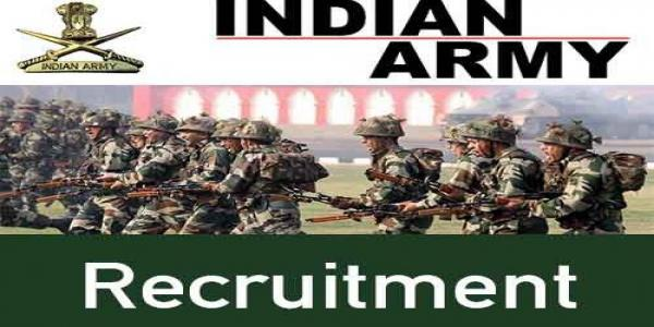 Indian Army Recruitment 2018 : Recruiting Various Soldiers In Indian Army WB Rally