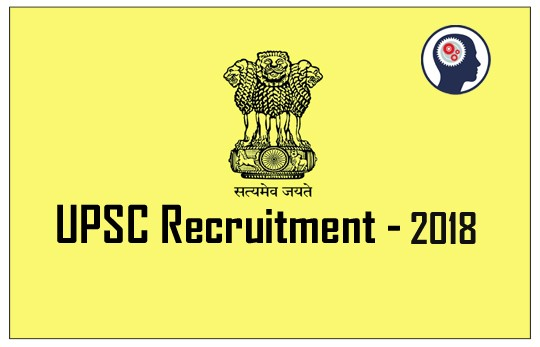 """"""" UPSC Recruitment 2018 : Recruiting Executive Specialist Officers"""""""