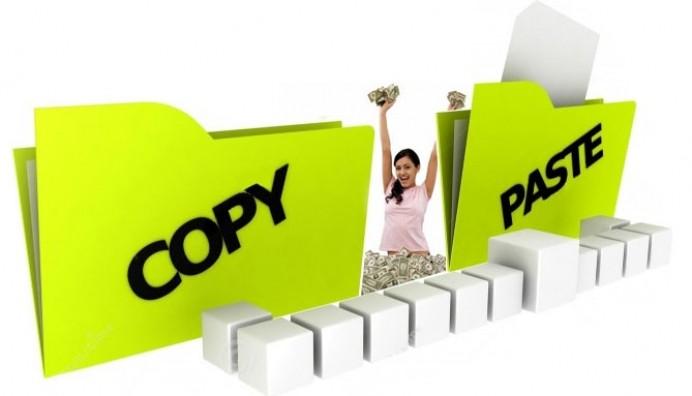 Copy Paste Job : Weekly based Salary 10000