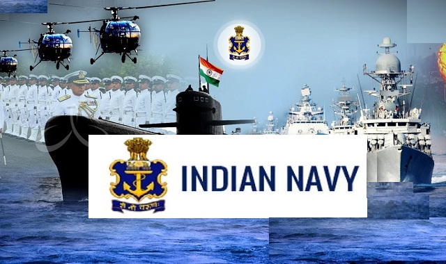 Indian Navy Recruitment 2019 : 102 Posts Apply Here