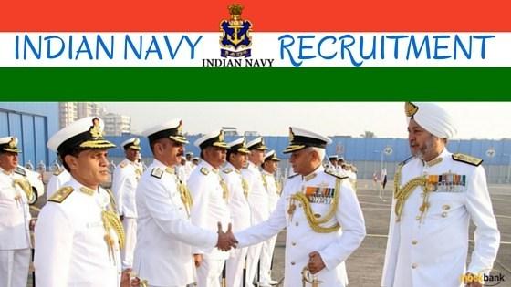 Indian Navy Recruitment 2019 : 554 Tradesman Posts