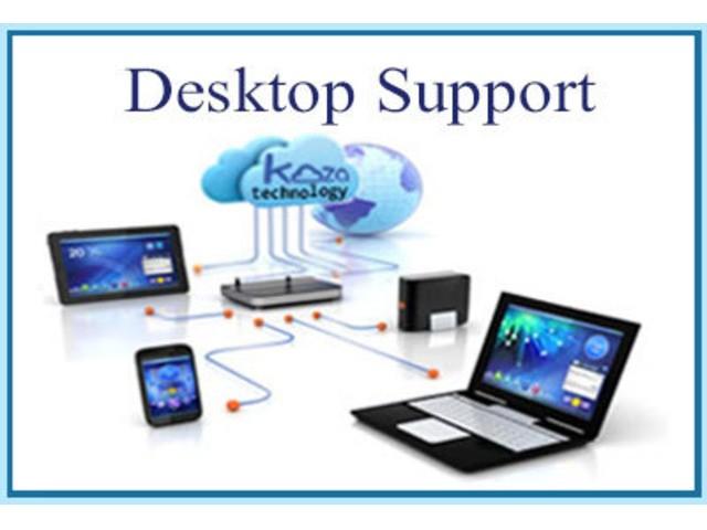 Desktop Engineer Job : System Maintenance