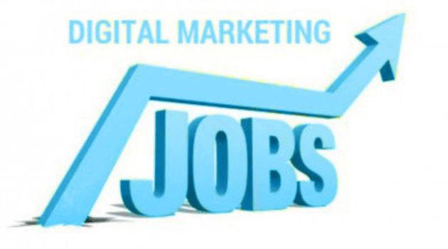 Digital Marketing Executive : Online Jobs