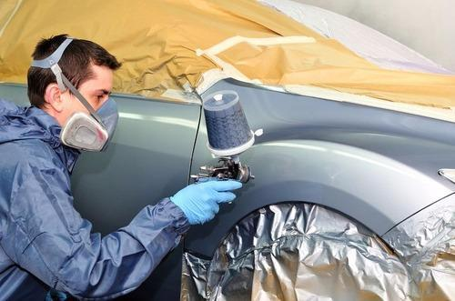 Recruiting Painters : Spray Painting Works Rs 20000