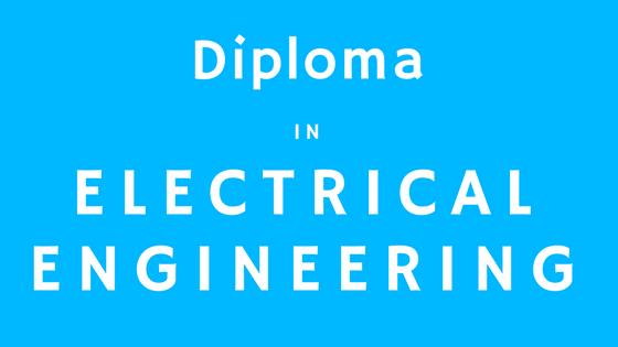 Diploma Electrical Engineering Job : Salary Rs.10000