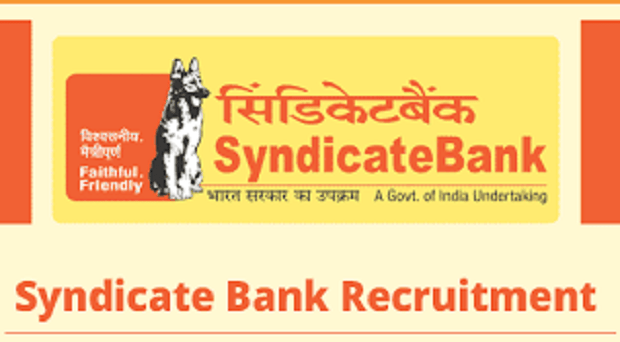Syndicate Bank Recruitment 2019 : Click here to apply