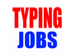 Typing Work : Work From Home Salary Rs.10000