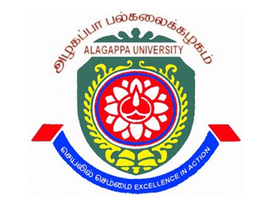 Alagappa University Recruitment 2019 : Apply Online