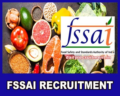 FSSAI Recruitment 2019 : 275 Assistant Posts