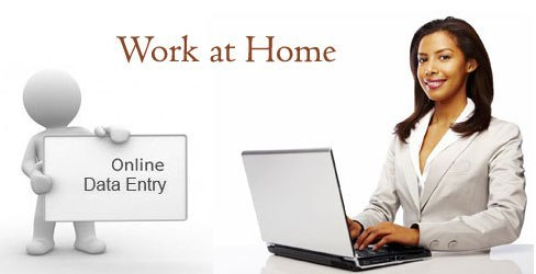 Work From Home Online Data Entry Work