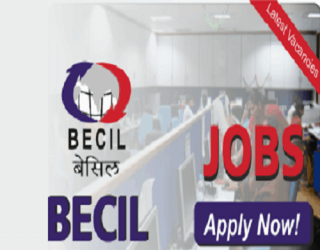 BECIL Recruitment 2019 : Content Auditor Posts