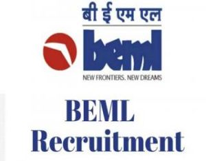 BEML Recruitment 2019 : Consultants Posts