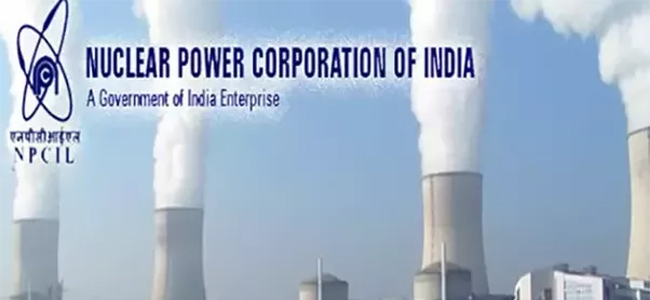 NPCIL Recruitment 2019 : 200 Executives Posts