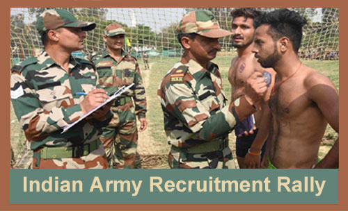 Indian Army Recruitment 2019 : Soldier Posts