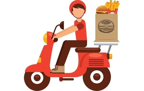 Hiring Food Delivery Boys In Kuwait : Salary 50000