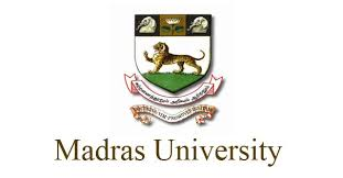 Madras University Recruitment 2019 : Guest Lecturer Jobs Apply Online ""