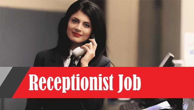 Front Office Executive Job : Salary 20000