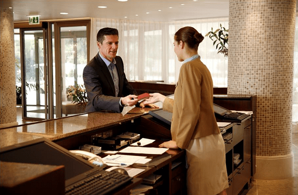 Opening For  Front Office Executive : Receptionist Jobs