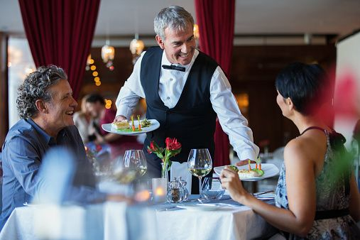 Opening For Waiter Job in Restaurant in Singapore