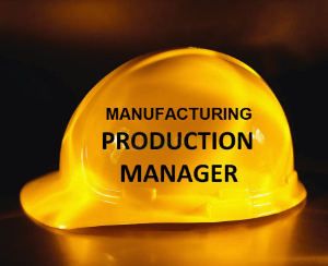 Production Manager Job Female Only : Manufacturing Sector