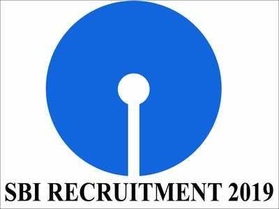 SBI Recruitment 2019 : 76 Credit Analyst Posts Apply Soon