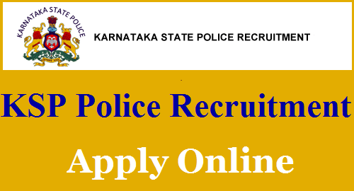 Karnataka State Police Recruitment 2019 : 200 Sub Inspectors Posts