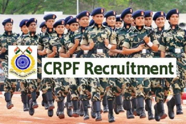 CRPF Recruitment 2019 : 53 Medical Officer Posts Apply Soon
