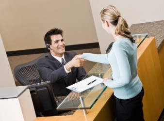 Front Office Receptionist Job : Job Salary 10000 Per Month