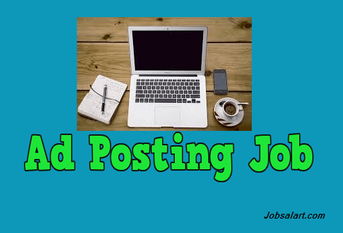 Ad Posting Job From Home Earn Rs.2500 Daily - Apply Here