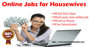 Work at Your Home/ Part Time Online Jobs at Your Home