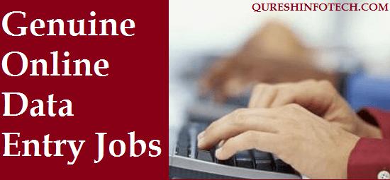 Back End Data Entry Jobs : Simple Online Copy Paste Jobs