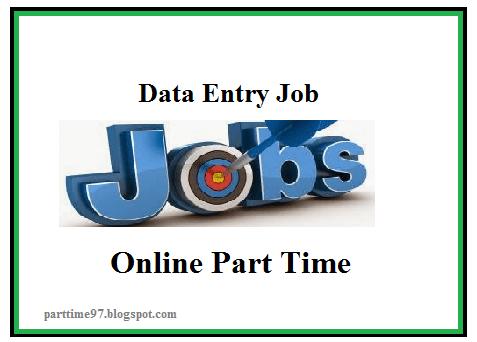 Part Time Online Job - Online Offline Data Entry Jobs