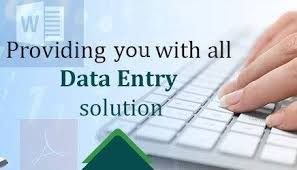Excel Typing Job : Saraf Fincom Hiring Data Entry Operator