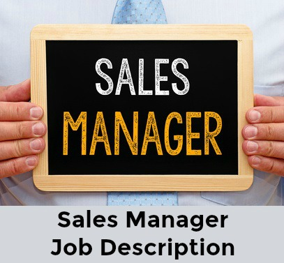 Looking For Sales Manager - Salary Upto 35000 Per Month