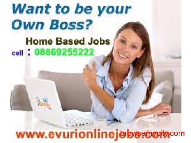 Home Based Typing Work- Online Data Entry Job Apply Here