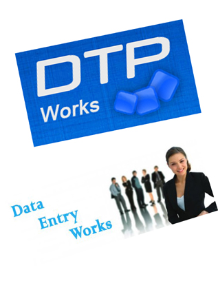 Wanted DTP Work Executive - Online Data Entry Job