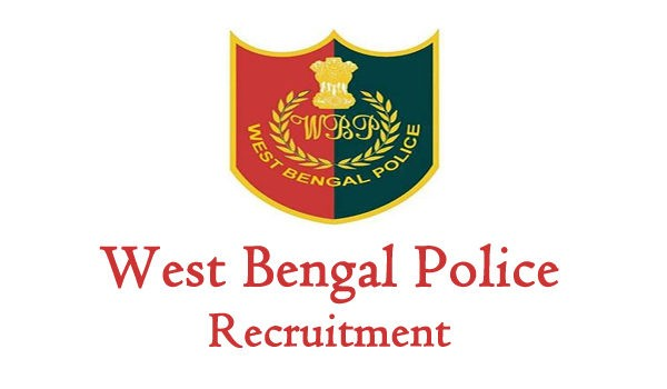 West Bengal Police Recruitment 2019 -  125 Staff Officer cum Instructor