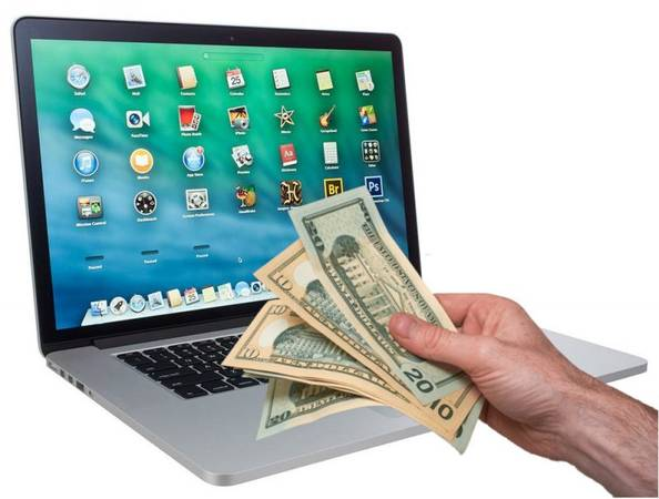 Cash From Computer Work - Backend Data Entry