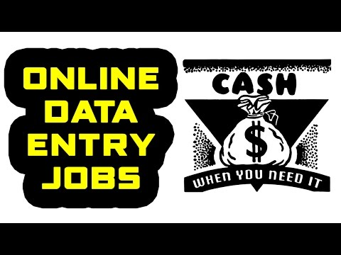 Earn Money Form Backend Data Entry Services  - Apply Here