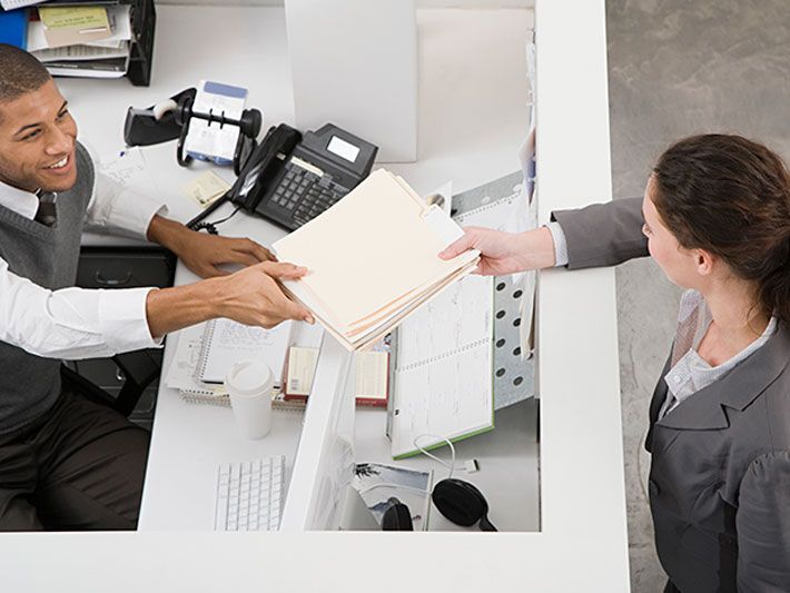Office Assistant Job Requirement - Salary Rs.18000 Per Month