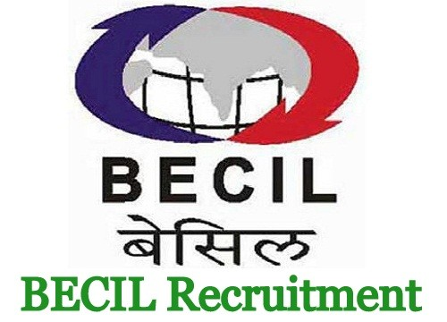 BECIL Recruitment 2019 -  Recruiting 50 Data Entry Operators