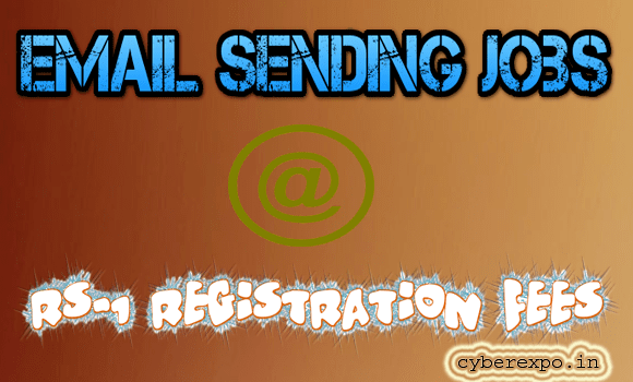 Send Email Jobs - Online Data Entry Job Apply Here