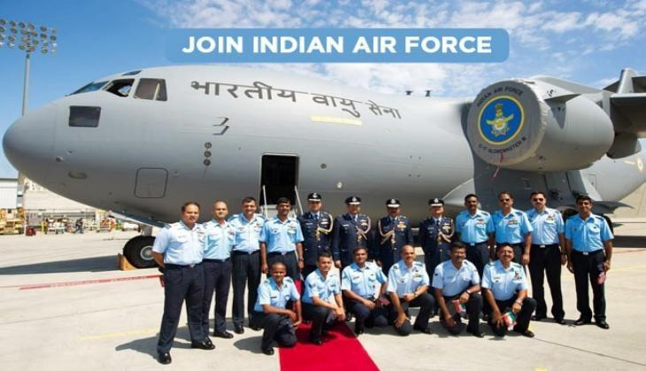Indian Air Force Recruitment 2019 - Various Airmen Posts