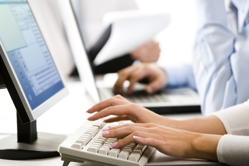 Computer Handling Job: Online Data Entry Work