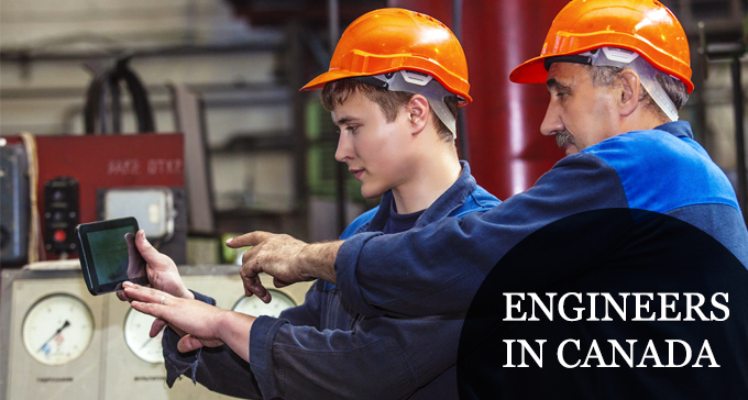 More Engineers Required in Canada - Salary Rs.80000