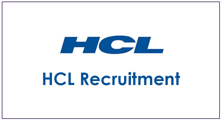 HCL Recruitment 2019 - Recruiting 100 Trade Apprentice Posts