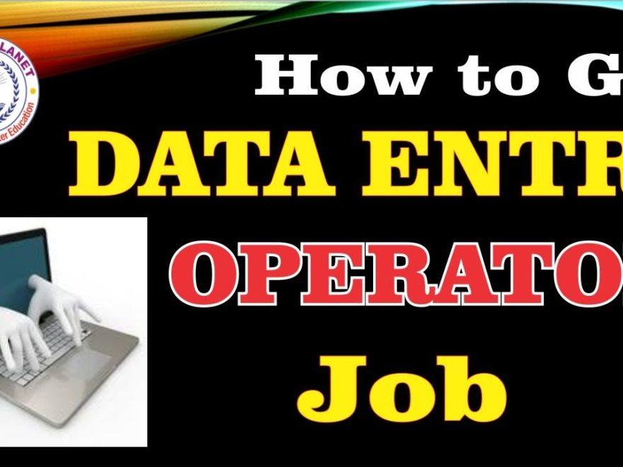 Data Uploading Work On Computer  - Data Entry Job